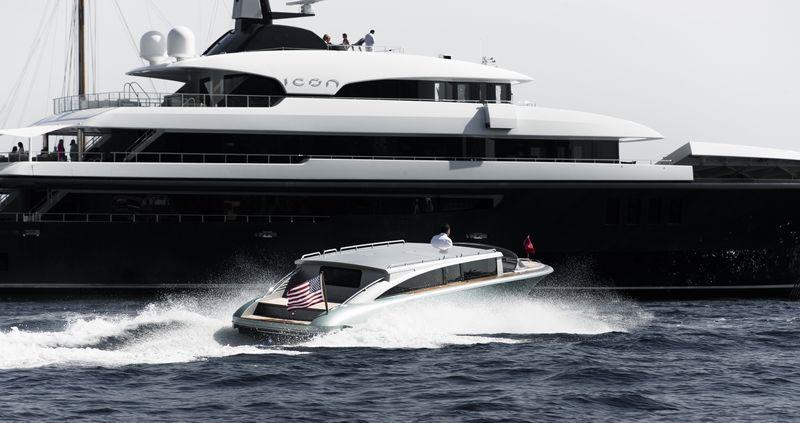 Hodgdon yachts 10.5 meter custom limousine tender 2016 -2luxury2