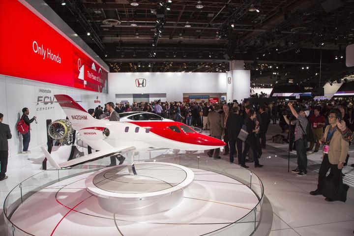 Honda Jet -North American International Auto Show