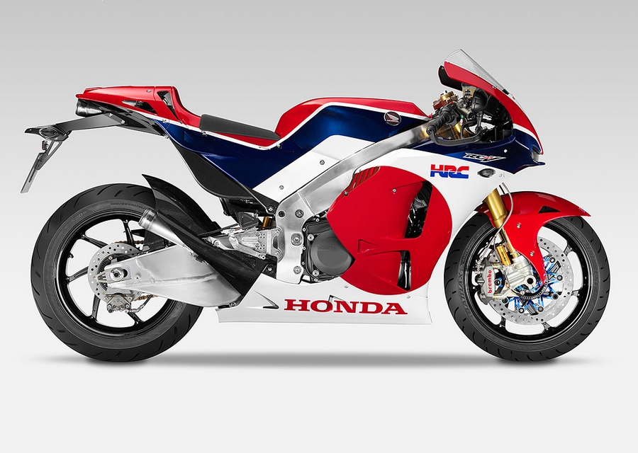 Honda RC213V-S Prototype Motorcycle