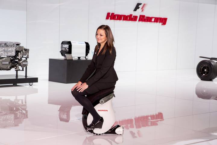 Honda's vision for the future of personal mobility - 2015 North American International Auto Show