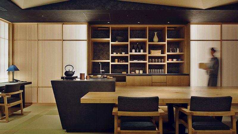 Hoshino Resorts Opens the Capital's First Luxury Ryokan, HOSHINOYA Tokyo-2016