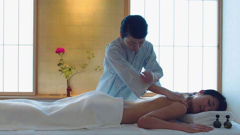 Hoshino Resorts Opens the Capital's First Luxury Ryokan, HOSHINOYA Tokyo - the spa