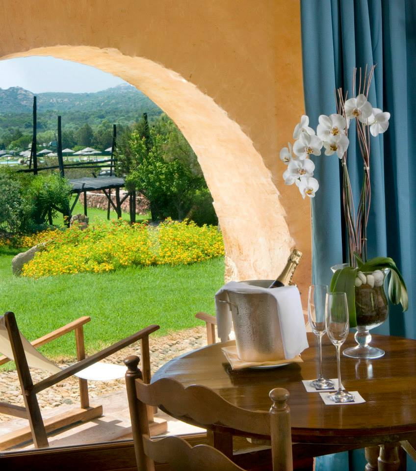 Hotel Cala di Volpe-room