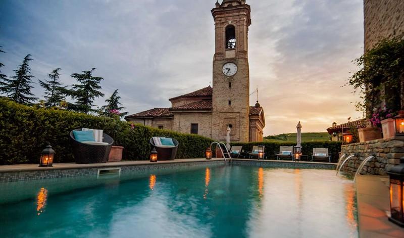 Hotel Castello di Sinio – Sinio, Italy