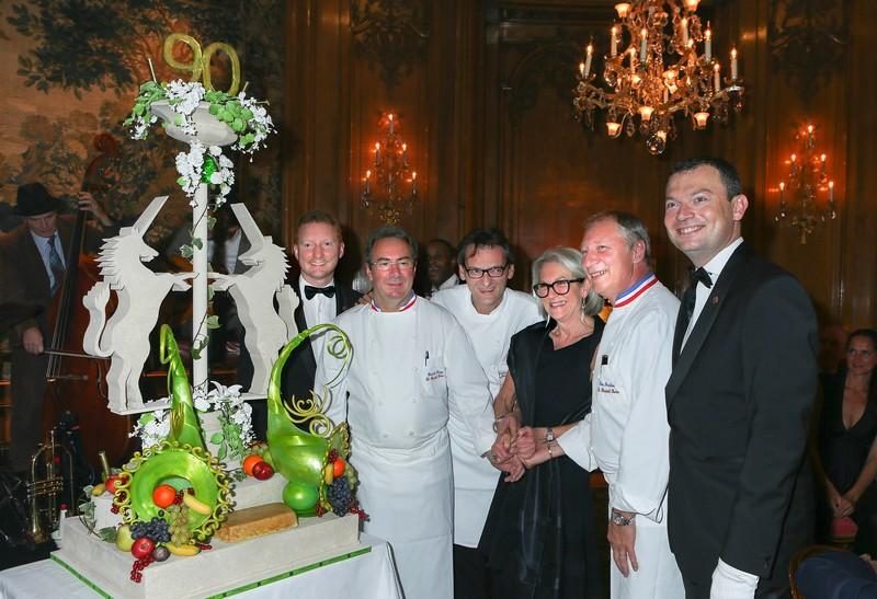 Hotel Le Bristol Paris-90 anniversary in 2015