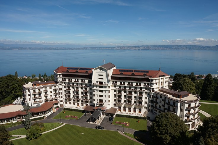 Evian Hotel Resort