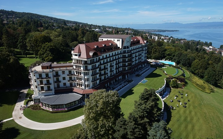 Hotel Royal - Evian Resort, Évian-les-Bains, France