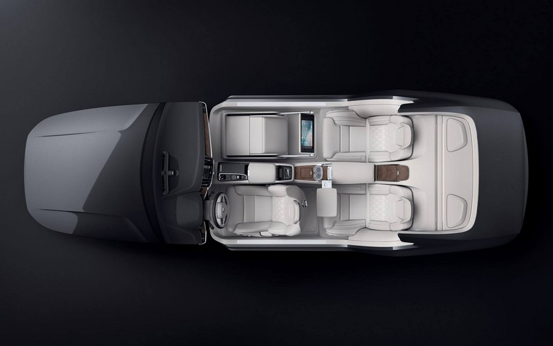 How the Lounge Console could look in the new Volvo S90 Excellence luxury sedan-00