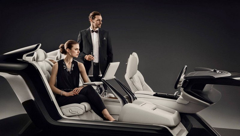 How the Lounge Console could look in the new Volvo S90 Excellence luxury sedan-2