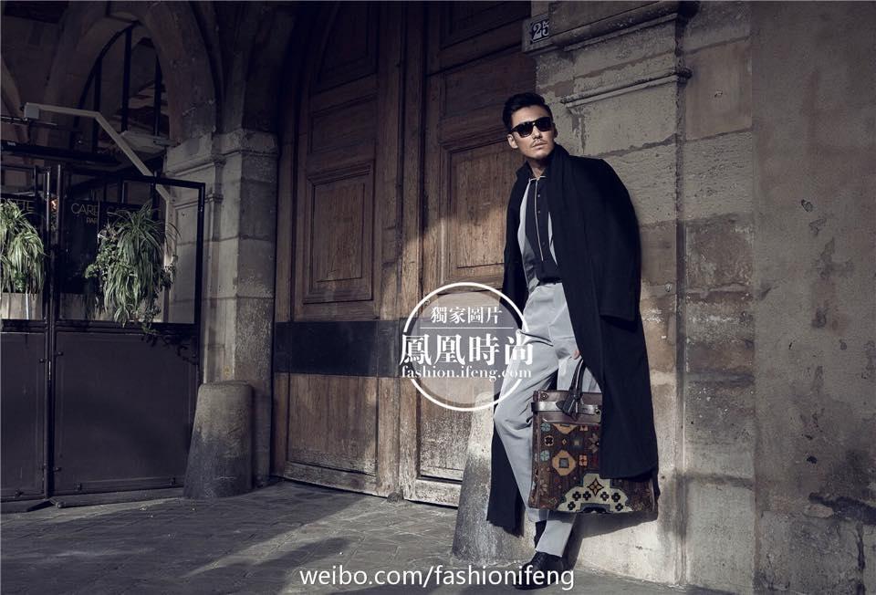 Hu Bing Appointed As London fashion week First International Menswear Ambassador-
