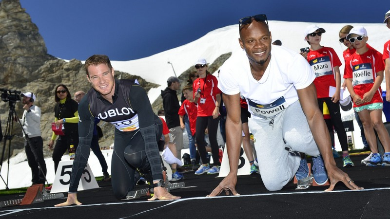 Hublot Athletissima 2015 - A thrilling 100 m on the Top of Europe-