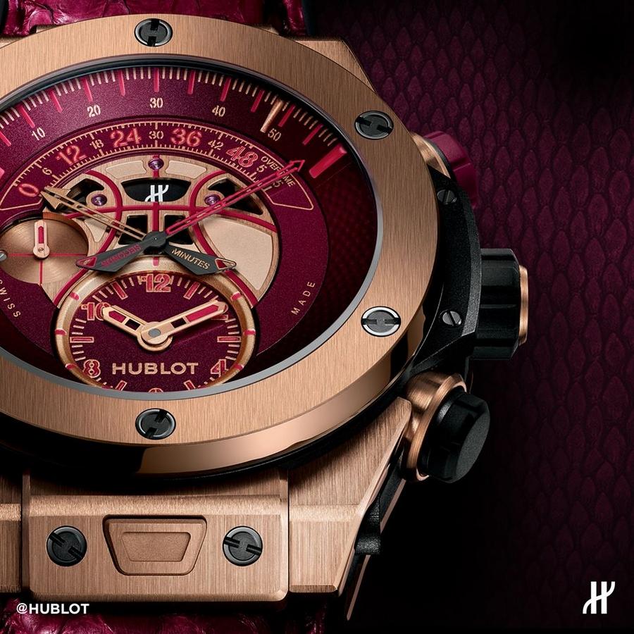 Hublot Big Bang UNICO Chronograph Retrograde Kobe 'Vino' Bryant