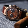 Hublot Classic Fusion Forbidden X, 2nd part of the collaboration with Arturo Fuente Cigar -