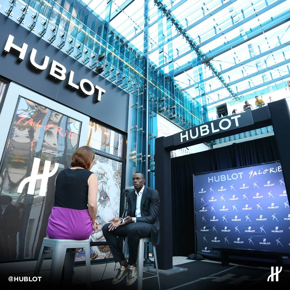 Hublot gallery-inspired boutique to carry the most ...