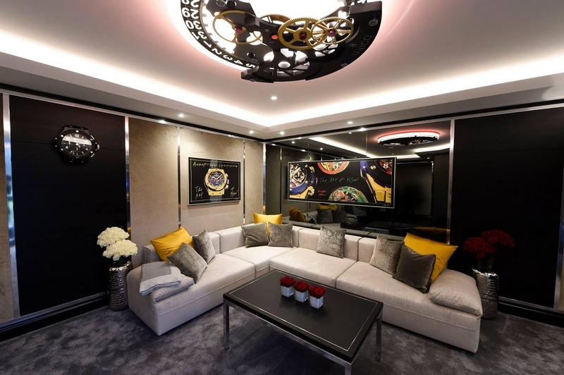 Hublot Suite opens at Zurich's Atlantis Hotel 2015