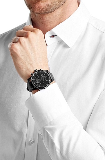 Hugo Boss - Chronograph 'HB2006' with a quartz movement by BOSS
