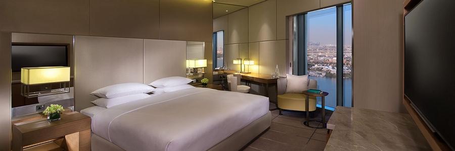 Hyatt Regency Dubai Creek Heights Officially Opens-