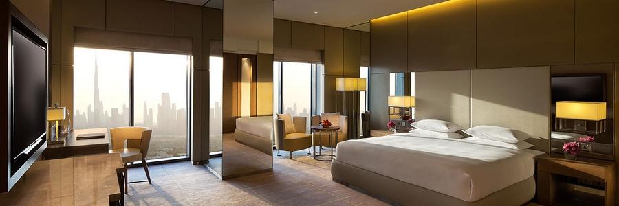 Hyatt Regency Dubai Creek Heights Officially Opens