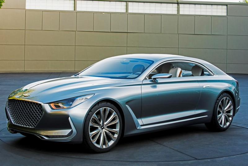 Hyundai's Vision G Concept Coupe