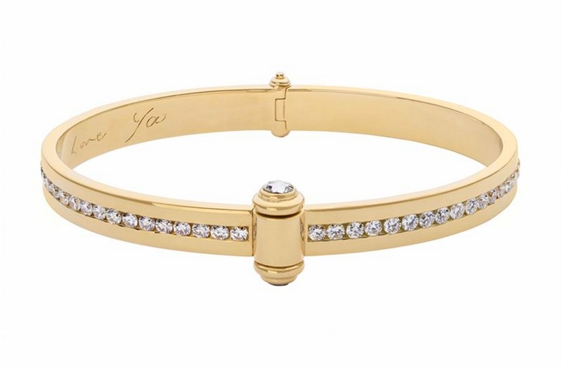 I Promise To Love You Bangle