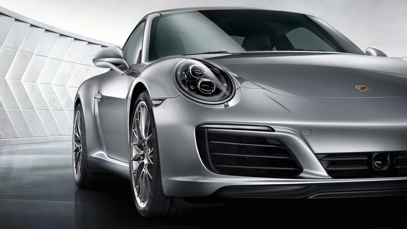 IAA 2015 -  2016 Porsche 911 Carrera-
