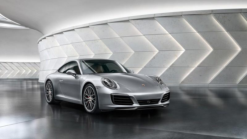IAA 2015 -  2016 Porsche 911 Carrera