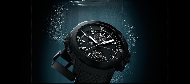 "IWC Aquatimer Chronograph Edition ""Galapagos Islands""--"