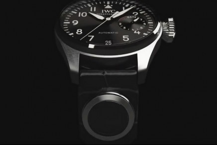 Fasten your wrist belt, lean back and watch the sneak peek on IWC Connect tool