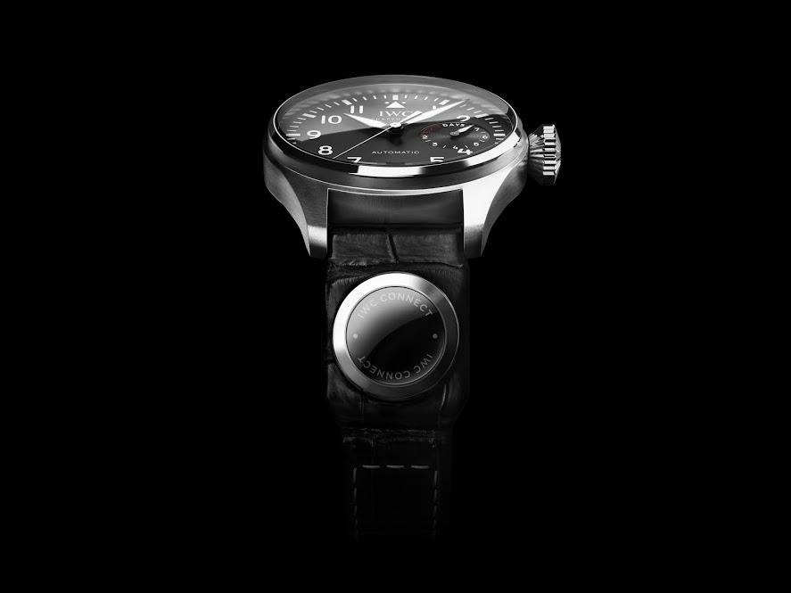 IWC Connect tool by Swiss luxury watch IWC Schaffhausen-