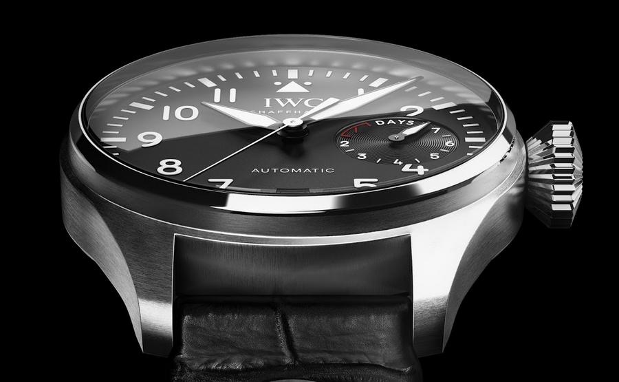IWC Connect tool by Swiss luxury watch IWC Schaffhausen