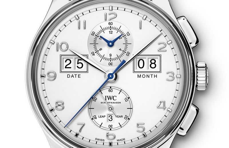 IWC Portugieser Perpetual Calendar Date-Month Edition 75th Anniversary-