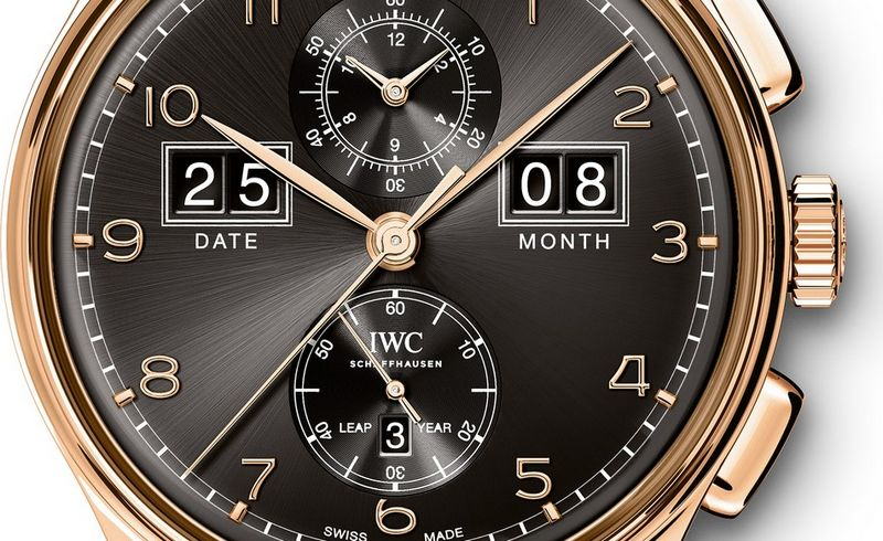 IWC Portugieser Perpetual Calendar Date-Month Edition 75th Anniversary-2luxury2