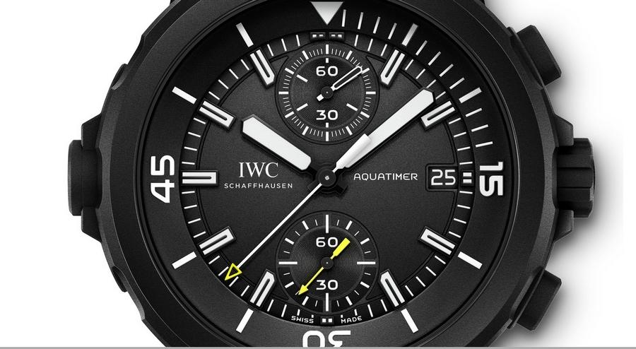 IWC aquatimer limited edition