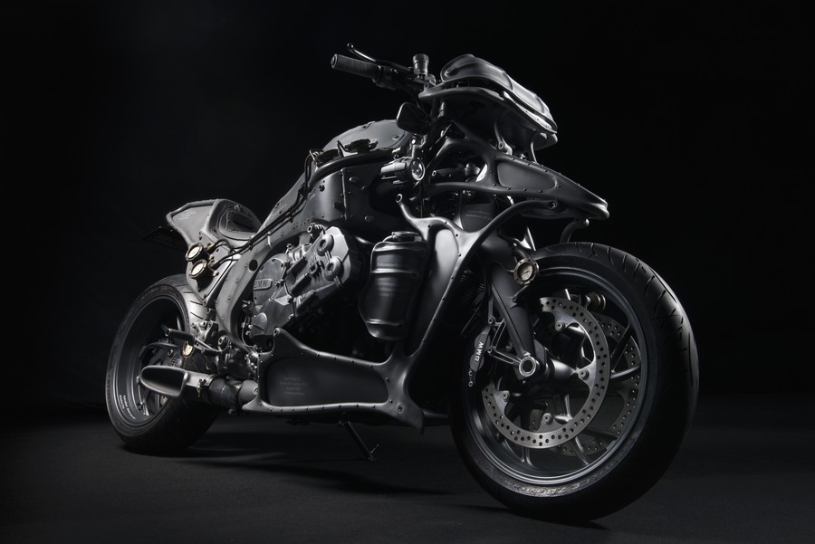 Ignite Straight Six project 2015 - six cylinders interpreted by Japanese-