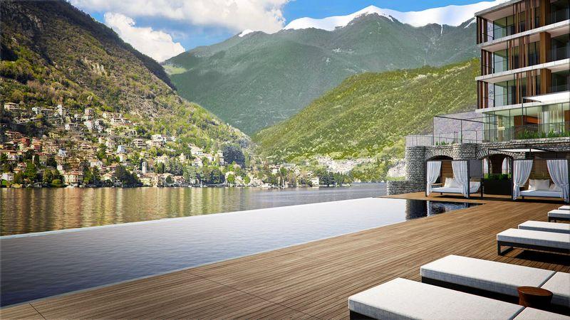 Il Sereno Lago di Como hotel 2016