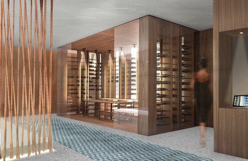 Il Sereno Lago di Como hotel spaces-Lake Como's Newest Hotel Designed by Patricia Urquiola 2016