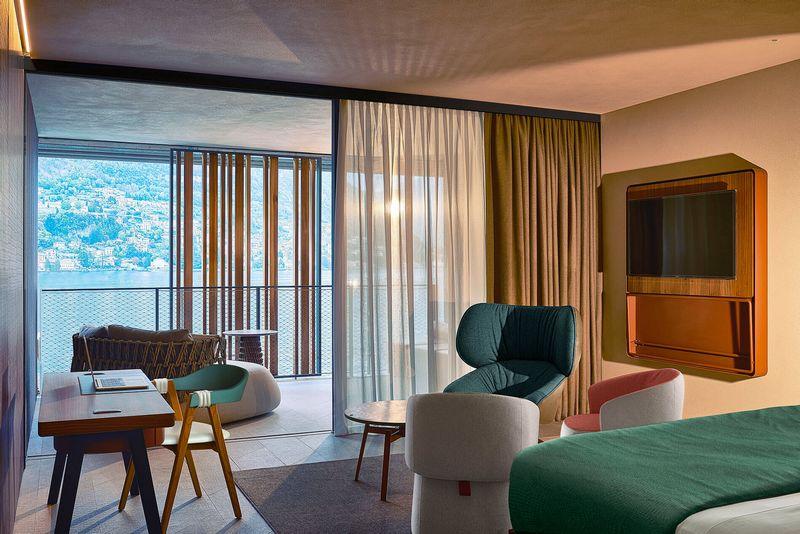 Il Sereno Lago di Como hotel