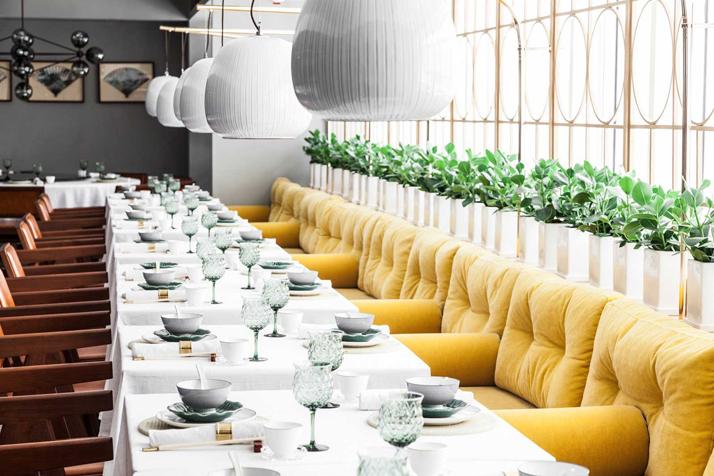 Ilse Crawford - Designer of the Year MAISON&OBJET PARIS September 2016-Duddell's Hong Kong