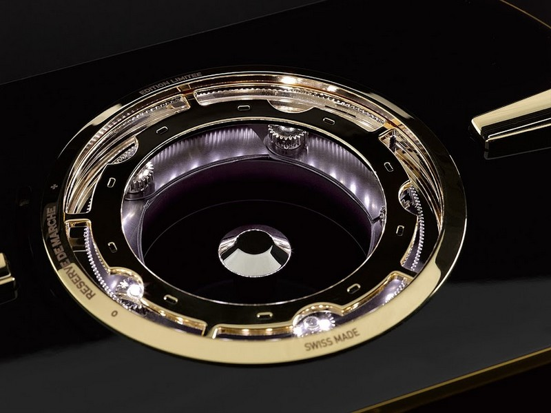 Imperiali Geneve unveils the Emperador cigar chest-