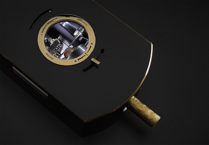 Imperiali Geneve unveils the Emperador cigar chest 2015
