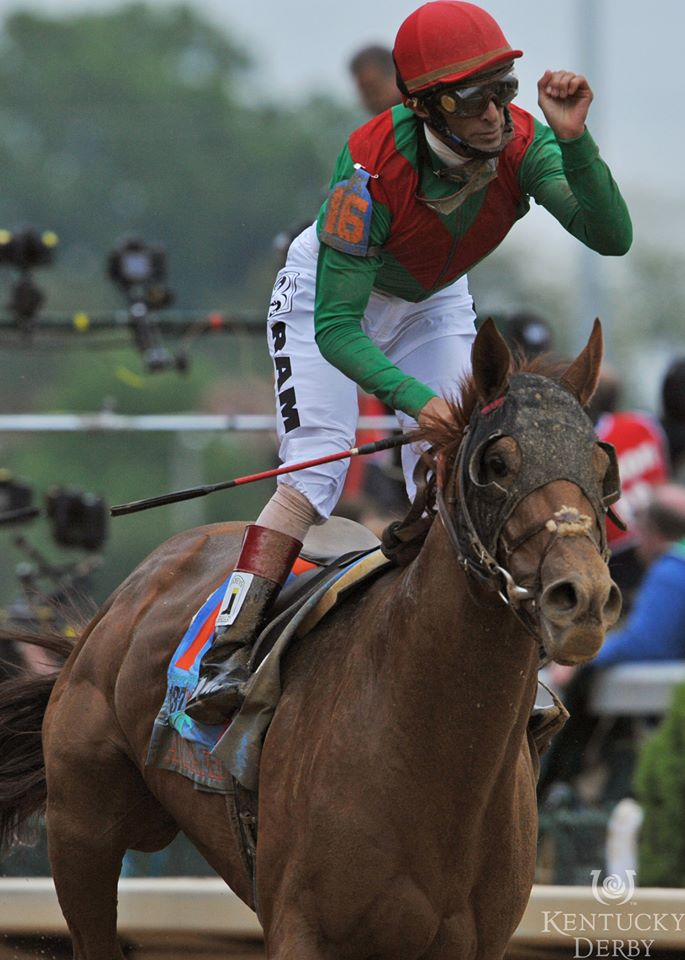 In America, the most anticipated race is The Run for the Roses, also known as the Kentucky Derby