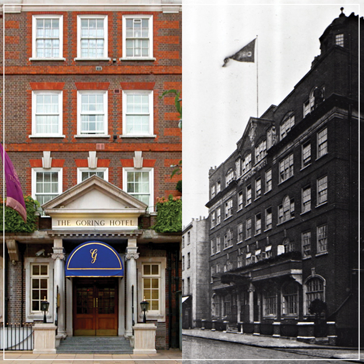 In celebration of its 105th birthday, The Goring hotel unveiled the final chapter of designer transformation