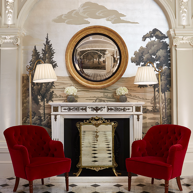 In celebration of its 105th birthday, The Goring hotel unveiled the final chapter of renovation