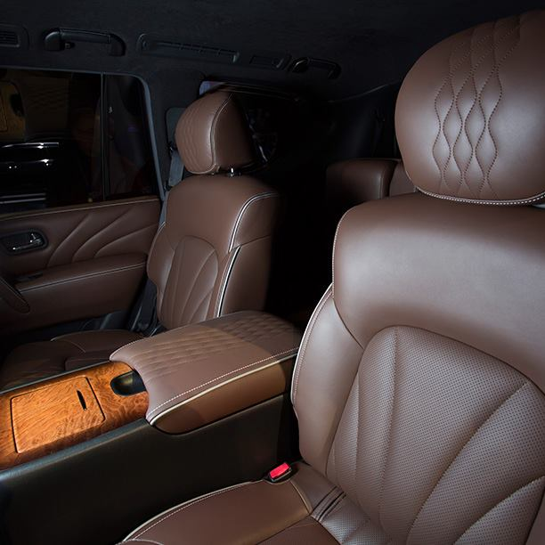 2005 Infiniti Qx Interior: 2014 New York International Auto Show: Infiniti Q70