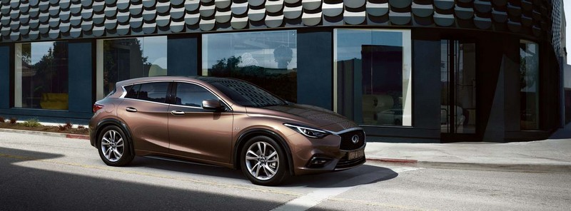 Infiniti to offer virtual test drives at Pebble Beach