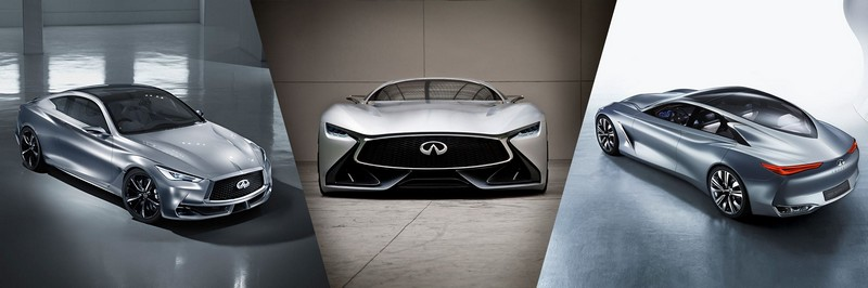 Infiniti to offer virtual test drives at Pebble Beach2015