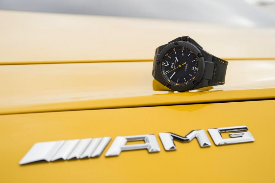 Ingenieur Automatic Edition AMG GT World Premiere at Goodwood Members Meeting