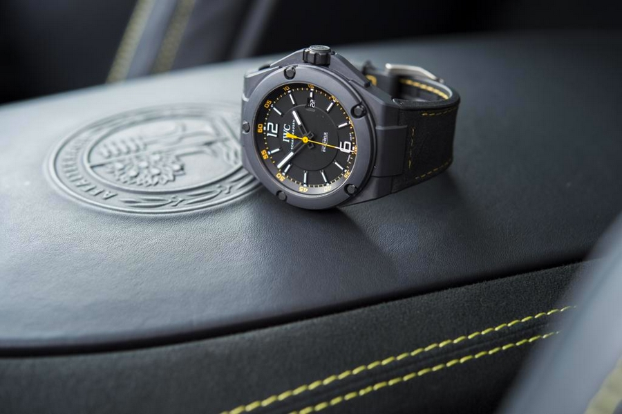 Ingenieur Automatic Edition AMG GT watch  - World Premiere at Goodwood Members Meeting