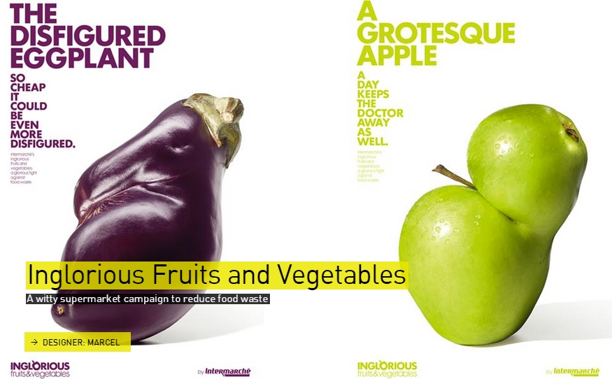Inglorious Fruits and Vegetables - The Designs of the Year 2015 nominees @ Design Museum London