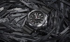 Inox__blades_Victoinox timepieces - Inox 2014 edition